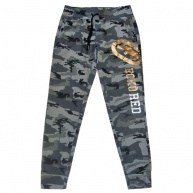 Grey camo sweatpant Ecko Red for women