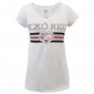 White t-shirt Ecko Red for women